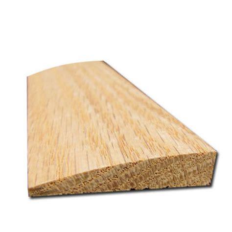oak threshold transition 5 16 x1 1 2 unfinished red oak mini reducer las hardwoods