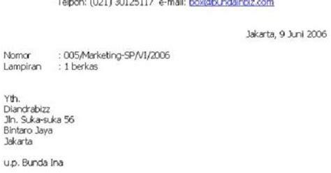 Contoh Surat Penawaran Barang Kantor by Contoh Surat Permintaan Barang