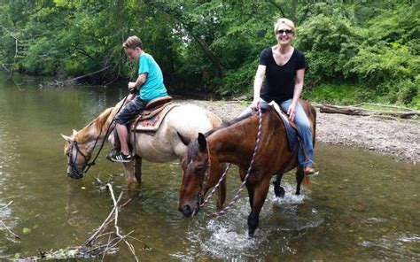 riding horseback ranch nj warren trail jersey county rides blairstown scenic