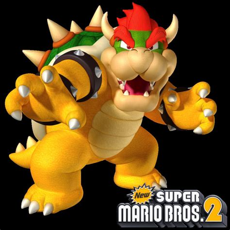 New Super Mario Bros 2 King Bowser By Legend Tony980 On