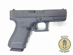 GLOCK MODEL 19 (GEN 4) GRAY