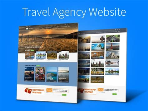choose  website design company  travel agency