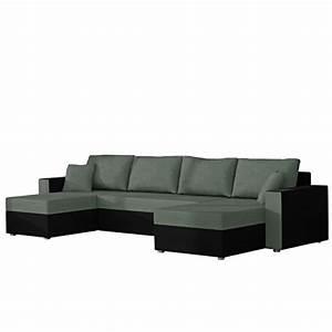 U Couch Mit Schlaffunktion : ecksofa sofa couchgarnitur couch rumba style wohnlandschaft mit schlaffunktion und bettkasten ~ Bigdaddyawards.com Haus und Dekorationen