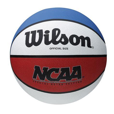 wilson ncaa retro basketball sweatbandcom