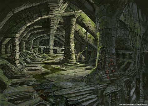 Some Concept Art From The Elder Scrolls V Skyrim Kotaku
