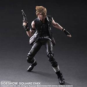 Final Fantasy Prompto Collectible Figure by Square Enix ...