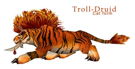 New Troll Cat Forms?