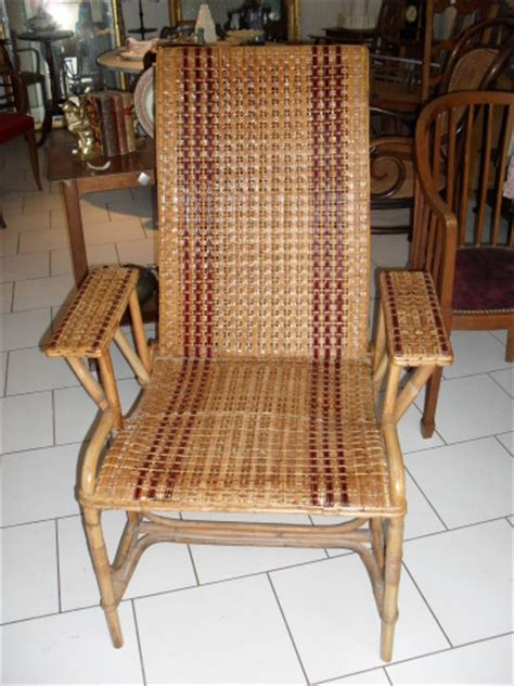 chaise longue en rotin ancienne restauration d 39 une chaise longue ancienne en canne de
