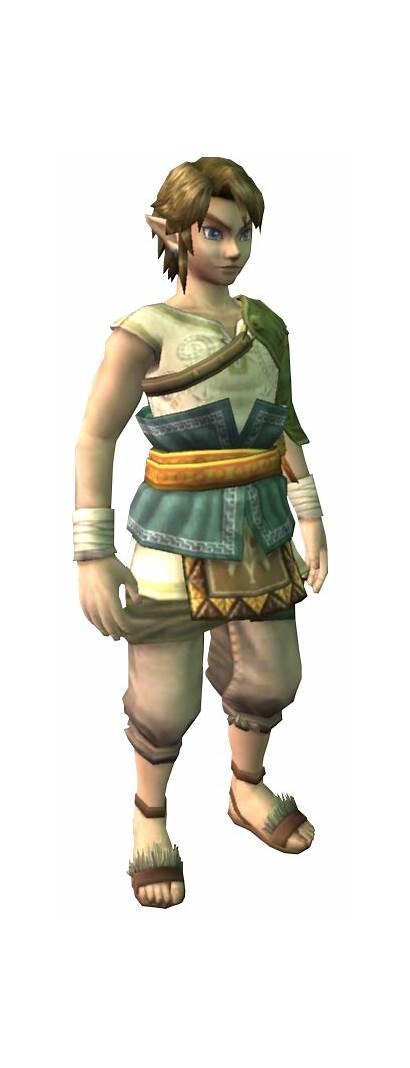 Link Zelda Tp Ordon Twilight Princess Legend