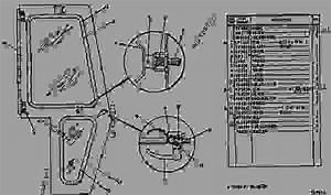 4v5049 Door Group--r H  - Track-type Loader Caterpillar 951b