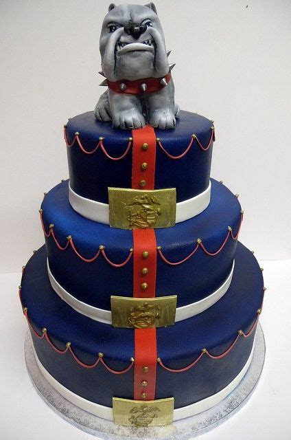 marines cake marine cake military cake marine wedding