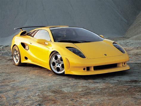 1995 Lamborghini Cala Italdesign Concept