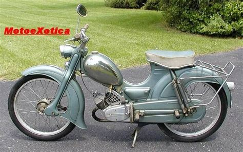 1958 Zündapp Falconette Type 445