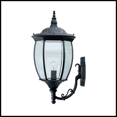 Exterior Sconce Lighting Fixtures - outdoor wall fixture 120v traditional metal