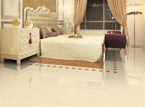 Tile Flooring Ideas For Bedrooms by Tiles Color Depending On The Room And The Living Style Of