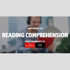 Reading Comprehension On The Gmat