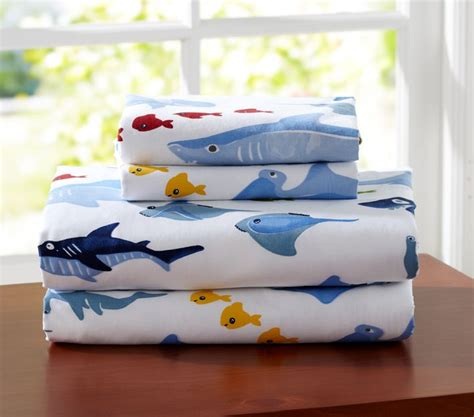 34111 shark crib bedding how to get the pottery barn look even when you don t