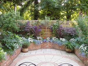 Planting scheme stephen charles landscape contract for Planting small gardens