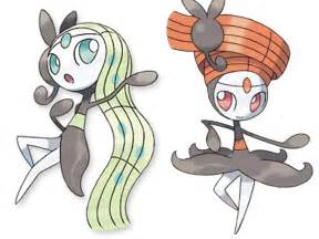 Meloetta Pokemon Fighting-type