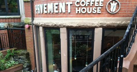 Pavement coffeehouse was named best of boston by boston magazine in 2012, one of the top 10 coolest cafes by travel and leisure, and one of america's top coffee bars by food and wine. Drinking Time: Pavement Coffee House: Boston, Massachusetts