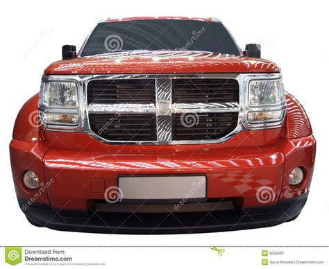 Big Strong Car Stock Photography