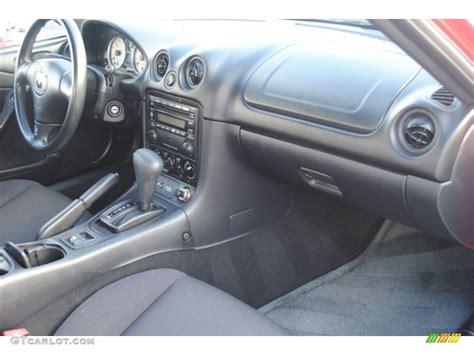 mazda dashboard 2003 mazda mx 5 miata roadster black dashboard photo