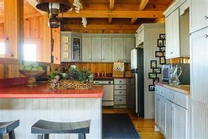 A Country Kitchen Designed For A Cook