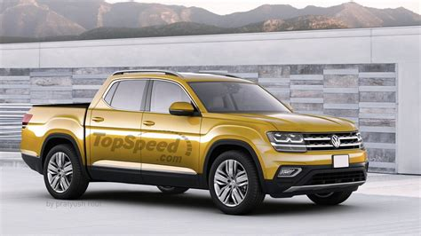 volkswagen atlas pickup review gallery top speed