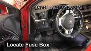Lexus Is200 Fuse Box Diagram : interior fuse box location 2011 2017 lexus ct200h 2011 ~ A.2002-acura-tl-radio.info Haus und Dekorationen