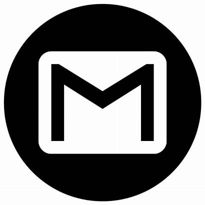 Gmail Icon Circle Contacts Icons Address Website