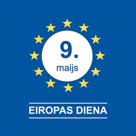 9. maijs - Eiropas diena - Talsu Galvenā bibliotēka