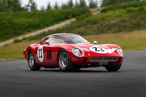 Ferrari 250 Gto Meet The Most Valuable Car In The World