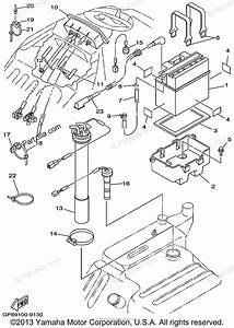 Yamaha Waverunner 1999 Oem Parts Diagram For Electrical