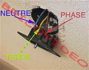 Montage Prise Electrique : cablage prise electrique maison intelligente ~ Melissatoandfro.com Idées de Décoration