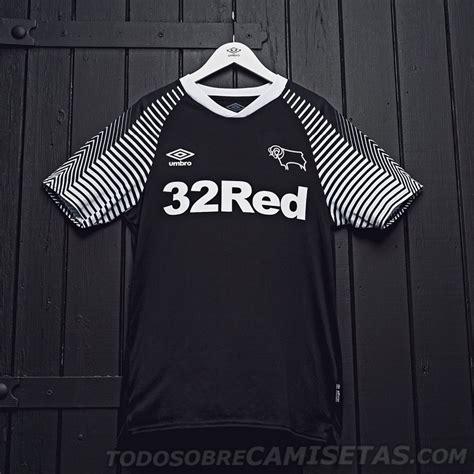 Derby County FC 2019-20 Umbro Third Kit - Todo Sobre Camisetas