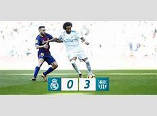 DOWNLOAD VIDEO Real Madrid 0 3 Barcelona Highlights & Goals