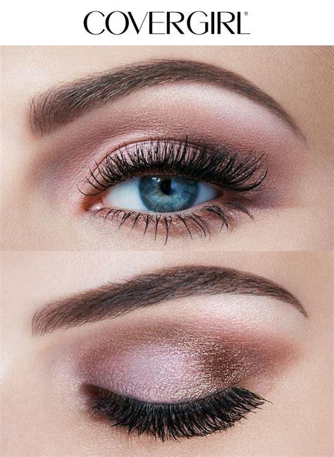 create  soft natural eye   covergirls trunaked