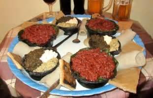 Eritrean Ethiopian Traditional Food