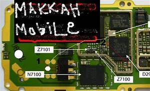 Cell Firmware  Nokia 1208 Dead Power Problem No Switching On