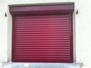 Volet Roulant Garage : volet roulant de garage pas cher ~ Melissatoandfro.com Idées de Décoration