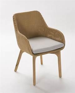 Fauteuil Table à Manger : fauteuil de table lloyd loom design brin d 39 ouest ~ Teatrodelosmanantiales.com Idées de Décoration