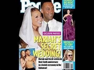 Mariah Carey & Derek Jeter's Marriage - YouTube