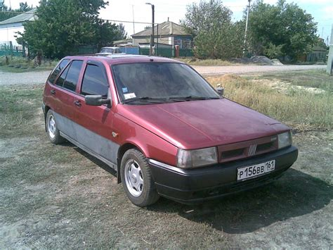 1990 Fiat Tipo Pictures 1400cc Gasoline Ff Manual For