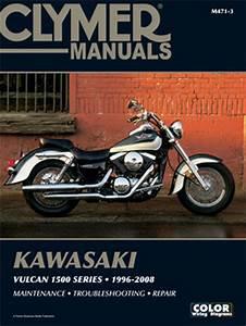 Kawasaki Vulcan 1500 Series Motorcycle  1996