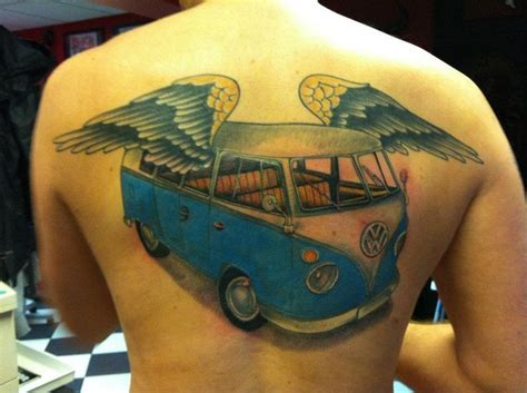 volkswagen bus tattoo 125 best images about vw tattoo on pinterest logos