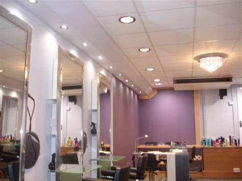 Pictures Of Hair Salon Lighting Lighting Case Study