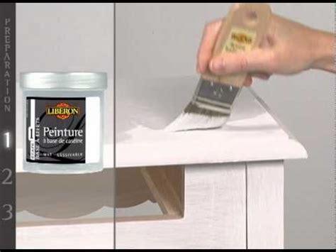 liberon patine cuisine effet chaulé peinture meubles objets de libé