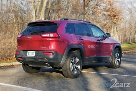 trailhawk jeep 2016 2016 jeep cherokee trailhawk review web2carz