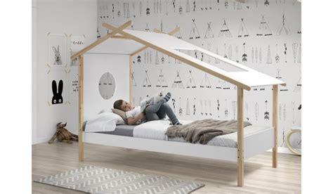 lit cabane garcon  fille pour chambre enfant ado
