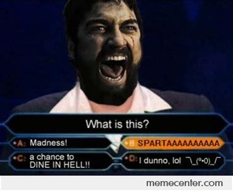 Sparta Meme - sparta memes best collection of funny sparta pictures